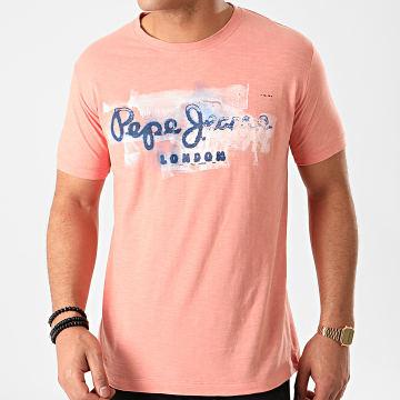 Tee Shirt Golders PM503213 Rose