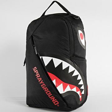 Sprayground - Sac A Dos Angled Ghost Shark Noir