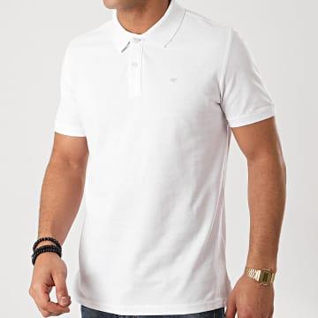 Polo Manches Courtes 1016502-XX-10 Blanc