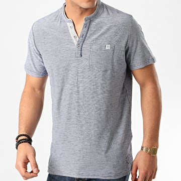 Tom Tailor - Tee Shirt Poche 1016145-XX-10 Bleu Clair