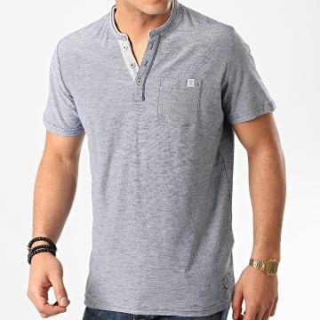 Tee Shirt Poche 1016145-XX-10 Bleu Clair