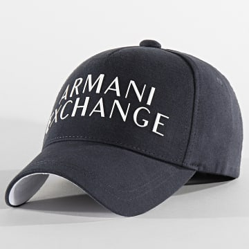 Armani Exchange - Casquette 954047 Bleu Marine