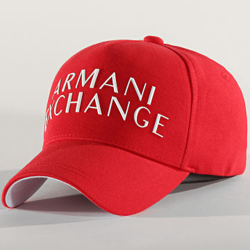 Armani Exchange - Casquette 954047 Rouge