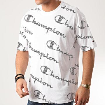 Tee Shirt 214164 Blanc