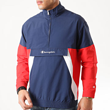 Veste Outdoor 214240 Bleu Marine Rouge