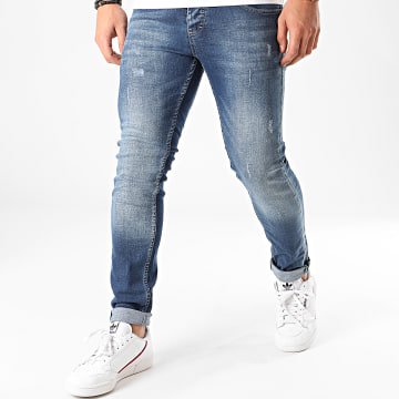 Armita - Jean Slim 485 Bleu Denim