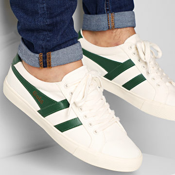 Gola - Baskets Varsity CMA331 Off White Green