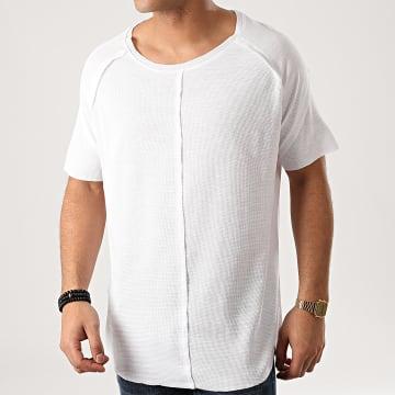 Ikao - Tee Shirt Oversize F858 Blanc