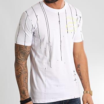 Ikao - Tee Shirt F863 Blanc