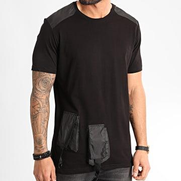 Ikao - Tee Shirt F887 Noir
