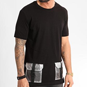 Ikao - Tee Shirt F886 Noir