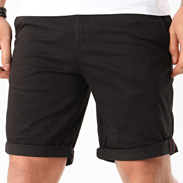 Jack And Jones - Short Chino Slim Bowie Noir