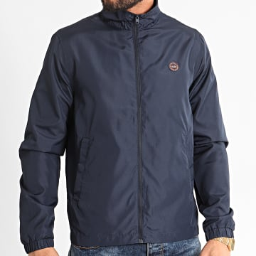 Jack And Jones - Coupe-Vent Victor Bleu Marine
