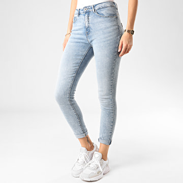 Only - Jean Skinny Paola Life Bleu Wash
