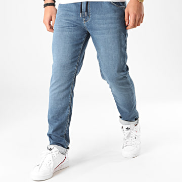 Reell Jeans - Jean Jogger Bleu Denim