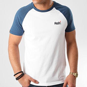 Tee Shirt OL Classic M1010140A Blanc