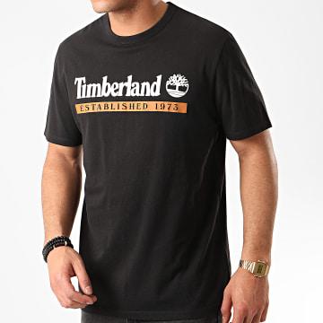 Timberland - Tee Shirt Established 1973 A22SC Noir