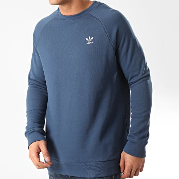 Sweat Crewneck Essential FM9947 Bleu Marine