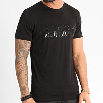 Tee Shirt MMS01816 Noir