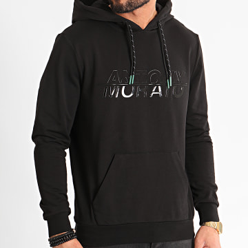 Sweat Capuche MMFL00636 Noir