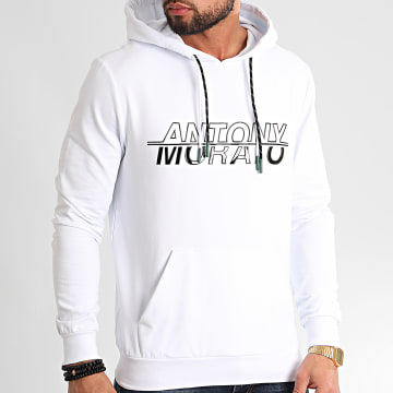 Sweat Capuche MMFL00636 Blanc