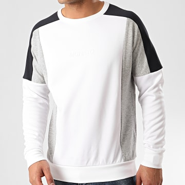 Sweat Crewneck MMFL00640 Blanc