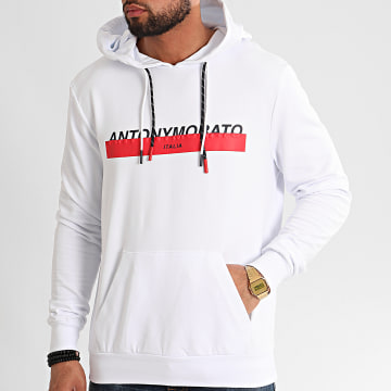 Sweat Capuche MMFL00642 Blanc