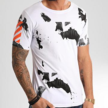Berry Denim - Tee Shirt XP008 Blanc