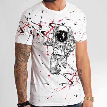 Berry Denim - Tee Shirt BJ-013 Blanc