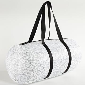 Calvin Klein - Sac De Voyage Duffel Pliable PD0121 Blanc