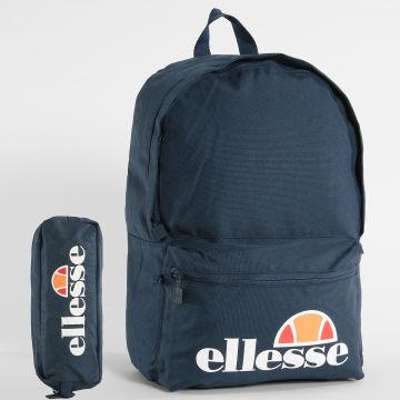 Ellesse - Lot Sac A Dos Et Trousse Rolby SAAY0591 Bleu Marine
