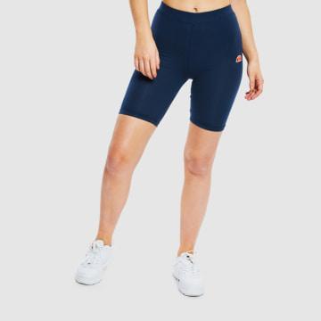 Ellesse - Short Legging Femme Tour Cycle SGC07616 Bleu Marine