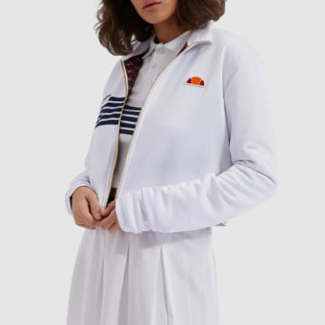 Ellesse - Veste Zippée Femme Cecillo SGE08479 Blanc