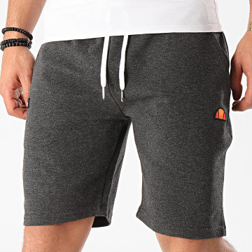 Short Jogging Sydney SHC07443 Gris Anthracite Chiné