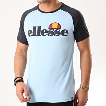 Tee Shirt Piave SHE07393 Bleu Clair