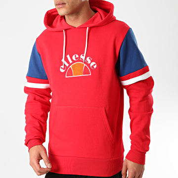 Ellesse - Sweat Capuche Petto SHE08512 Rouge