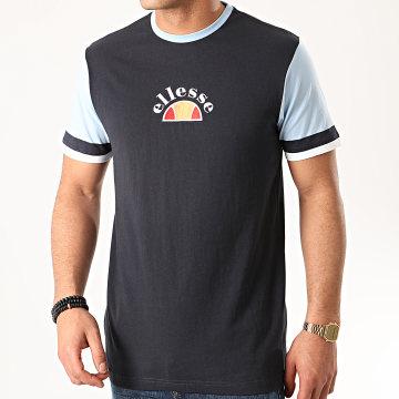 Tee Shirt Ricci SHE08515 Bleu Marine