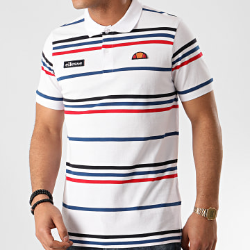 Ellesse - Polo Manches Courtes Lewoodio SHE08519 Blanc