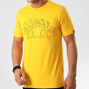 Tee Shirt Opizzi SHE08536 Jaune