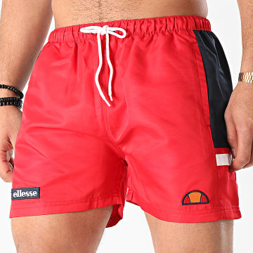 Short De Bain Cagliari SHE08545 Rouge
