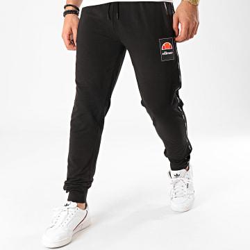 Pantalon Jogging A Bandes Savio SHE08569 Noir