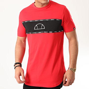 Tee Shirt A Bandes Sesia SHE08570 Rouge