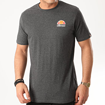 Tee Shirt Canaletto SHS04548 Gris Anthracite Chiné