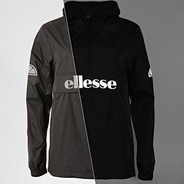 Ellesse - Coupe-Vent Femme Réfléchissant Becko SRE08271 Noir