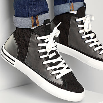 Baskets FM6NTHFAL12 Black Grey