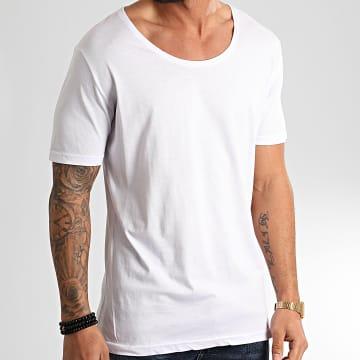 Ikao - Tee Shirt F849 Blanc