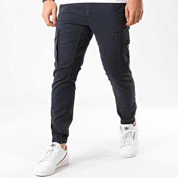 Jack And Jones - Jogger Pant Paul Flake Bleu Marine