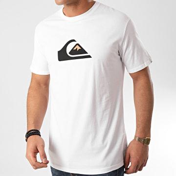 Quiksilver - Tee Shirt EQYZT05750 Blanc