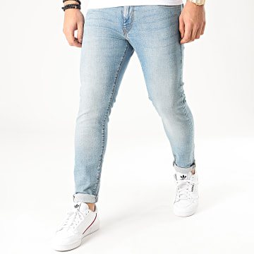 Tiffosi - Jean Slim Dylan 2 Bleu Denim