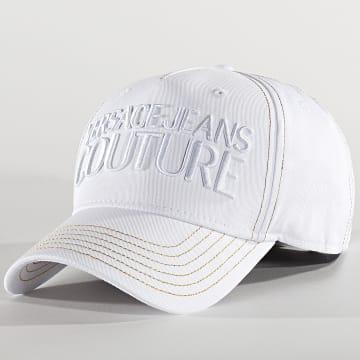 Versace Jeans Couture - Casquette E8GVBK02 Blanc